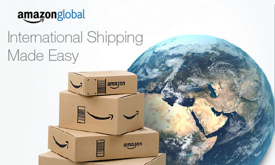 Online stores offering worldwide shipping