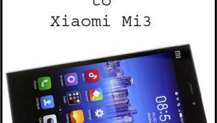 Alternatives to Xiaomi Mi3