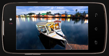 Xolo Q510s Display