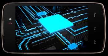 Xolo Q510s Processor