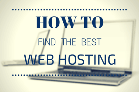Find a best web hosting