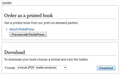 Get wiki book