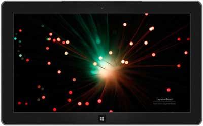 Light Painting Windows 7 theme