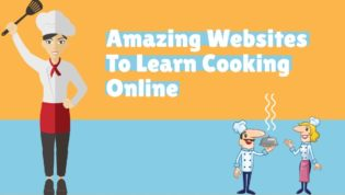 Amazing websites to learn cooking