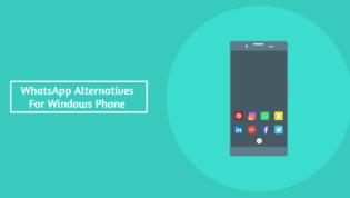 WhatsApp alternatives for Windows Phone