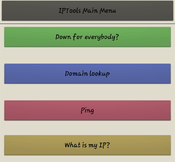 IP Tools App