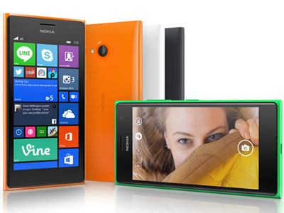 Nokia Lumia Selfie phones