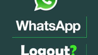 WhatsApp Logout
