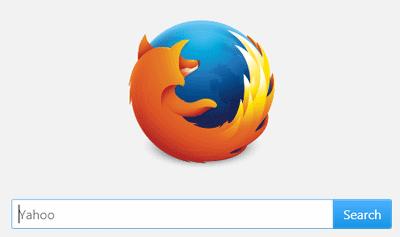 Firefox with Yahoo