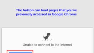 Work Offline on Chrome