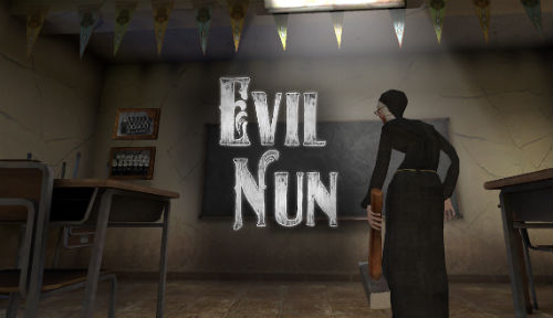 Evil Nun Android game