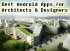 Android Apps for Architects & Designers