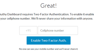 How to Enable Two-Factor Authentication for WordPress