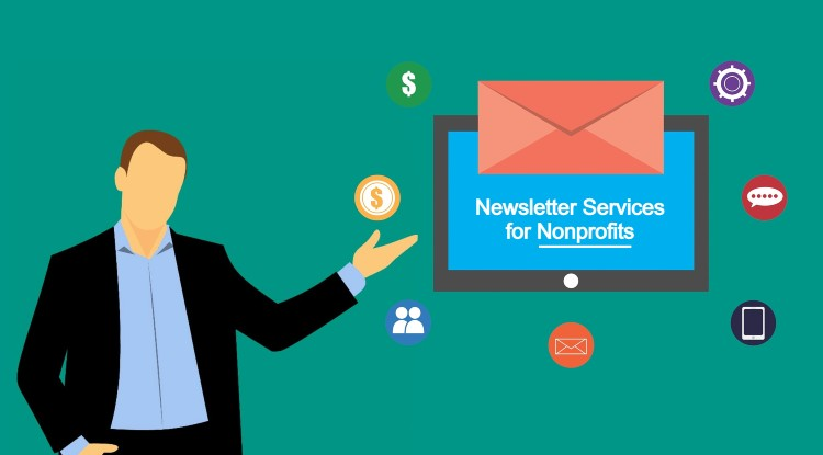 Email newsletter services for nonprofits