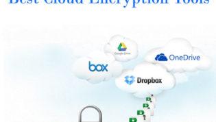 Cloud encryption tools