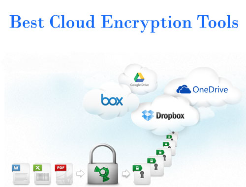 Cloud encryption tools
