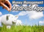 Money Management Android Apps
