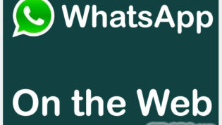 WhatsApp on the Web