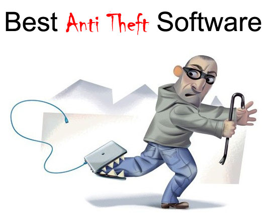 Anti Theft Software for Laptop