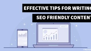 Tips for writing SEO friendly posts