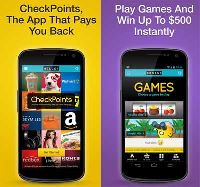 CheckPoints - Make Money and Earn Rewards