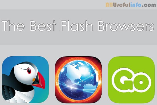 Flash Browsers