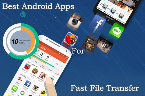 Best Apps for Fast File Transfer
