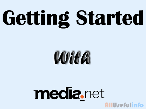 Getting Started with Media.net