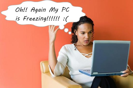 Problem of Freezing PC