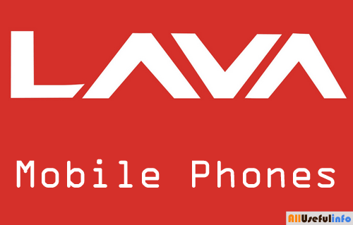 Lava Mobile Phones