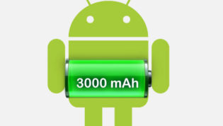 Android phones with 3000 mAh battery