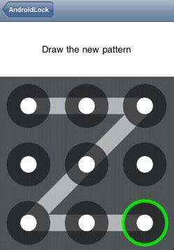 Draw Pattern for iPhone