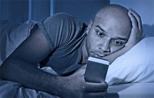Smartphone Addiction Affecting Sleep