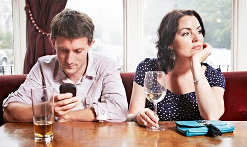 Smartphone is Bad for Relationship