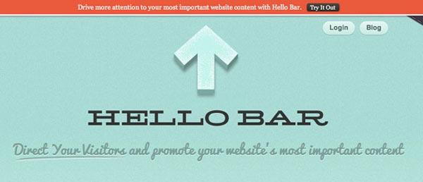 Hello Bar