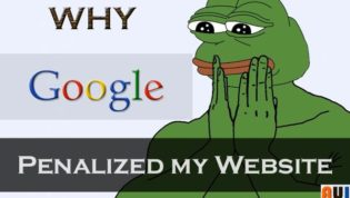 Why Google Penalize Website