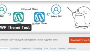 WP Theme Test Plugin