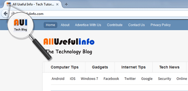 Favicon of All Useful Info Blog