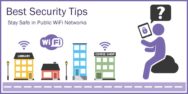 Public WiFi Security Tips