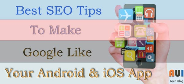 SEO Tips For App Optimization