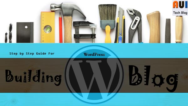 Building WordPress Blog