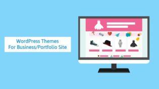 WordPress business themes free