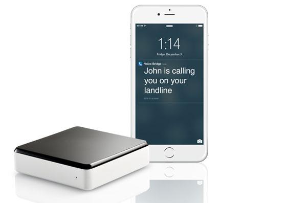 Receive Landline Calls on Mobile