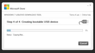 Creating a Bootable USB Drive