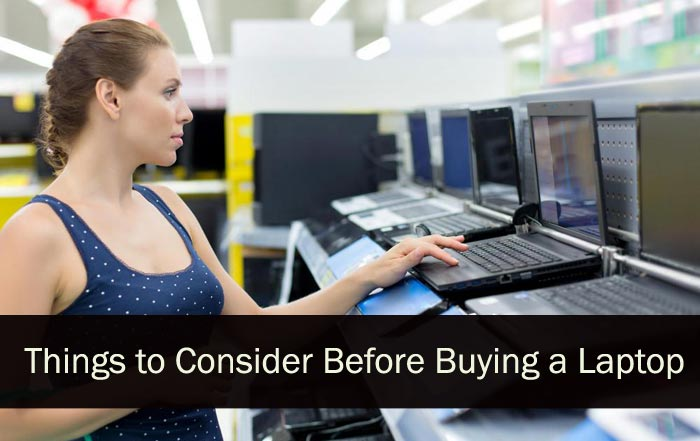 Laptop buying tips