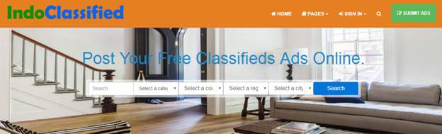 IndoClassified com Review – Post Your Free Classified Ads in