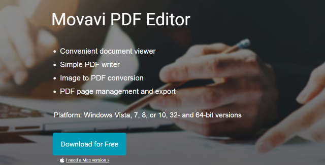 Movavi PDF Editor Review: A Great Alternative to Adobe PDF