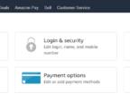 Amazon Payment Options