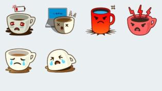 New WhatsApp Stickers