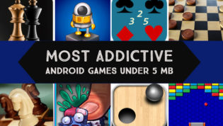Android Games under 5 MB